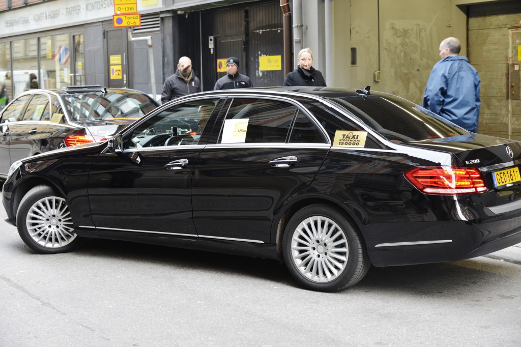 taxi stockholm 4