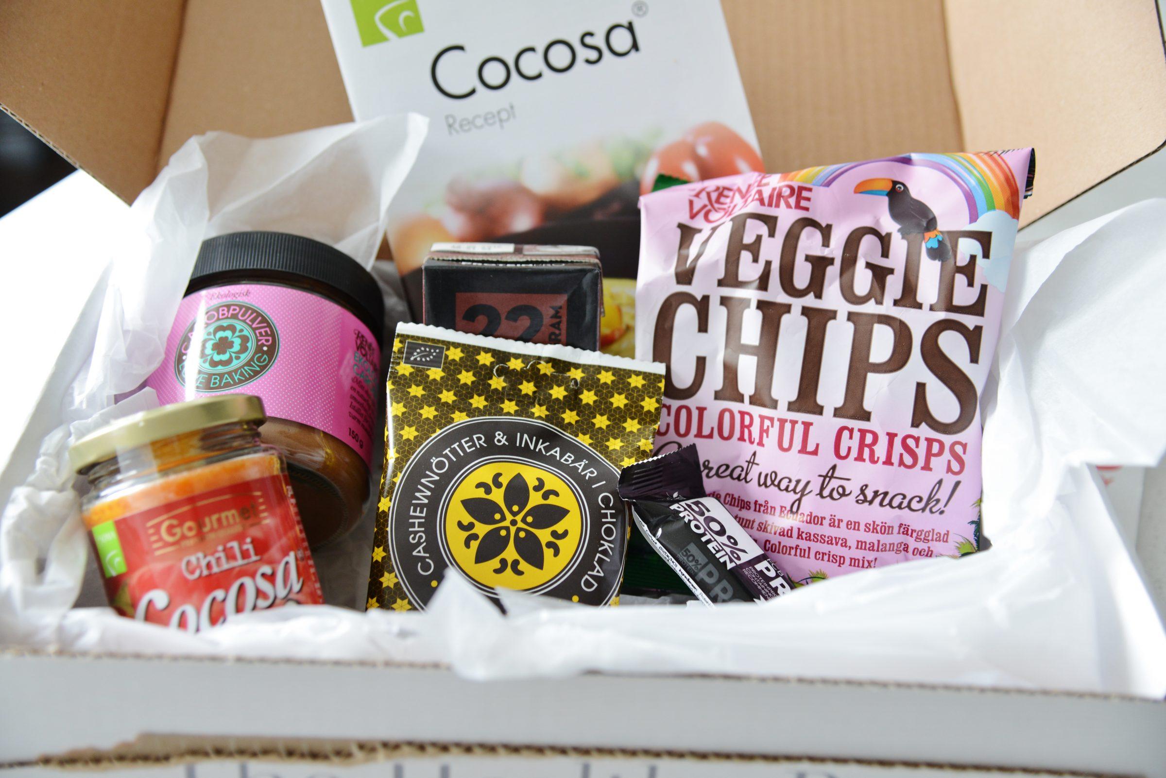 the healthy box