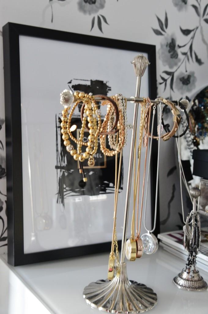 smyckeshängare