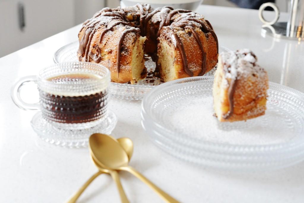 sockerkaka med nutella 7