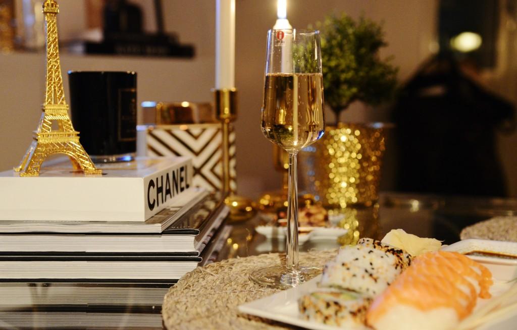 sushi och champagne 1