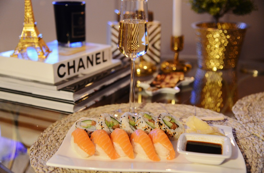 sushi och champagne 2