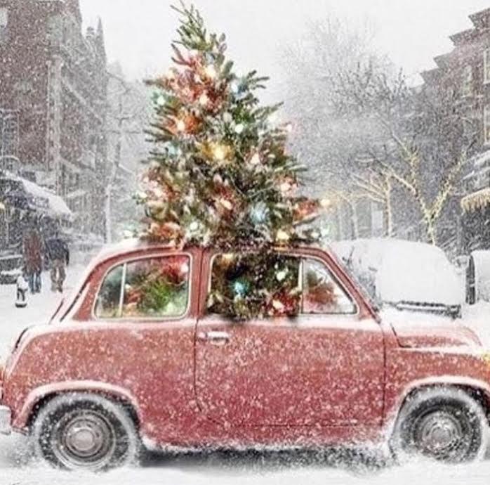 mot julen
