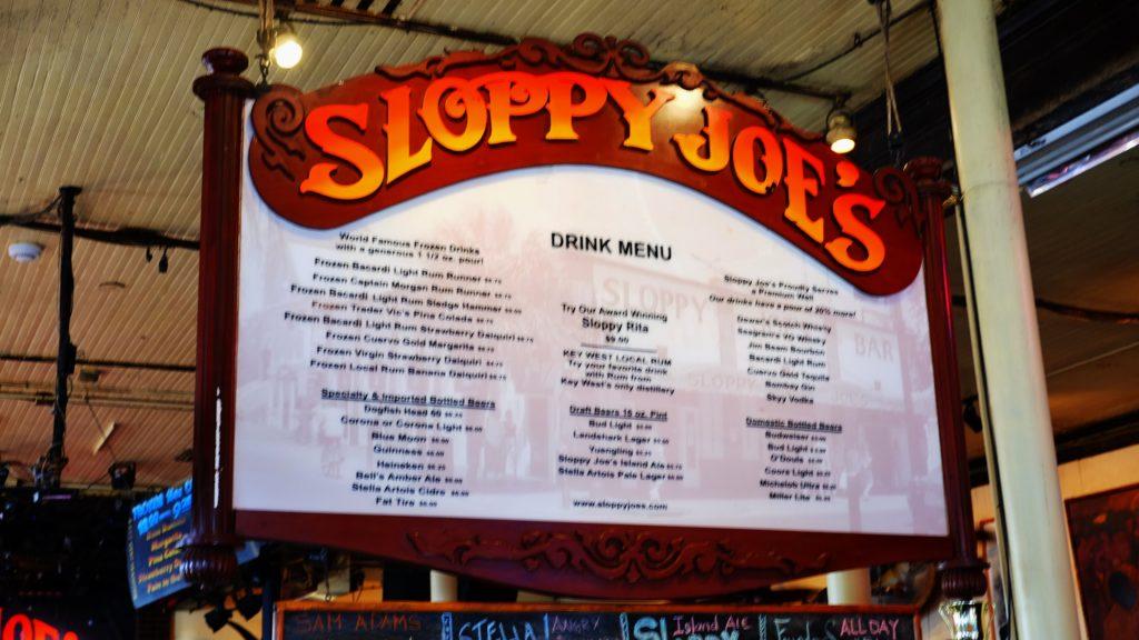 sloppy joe´s 1