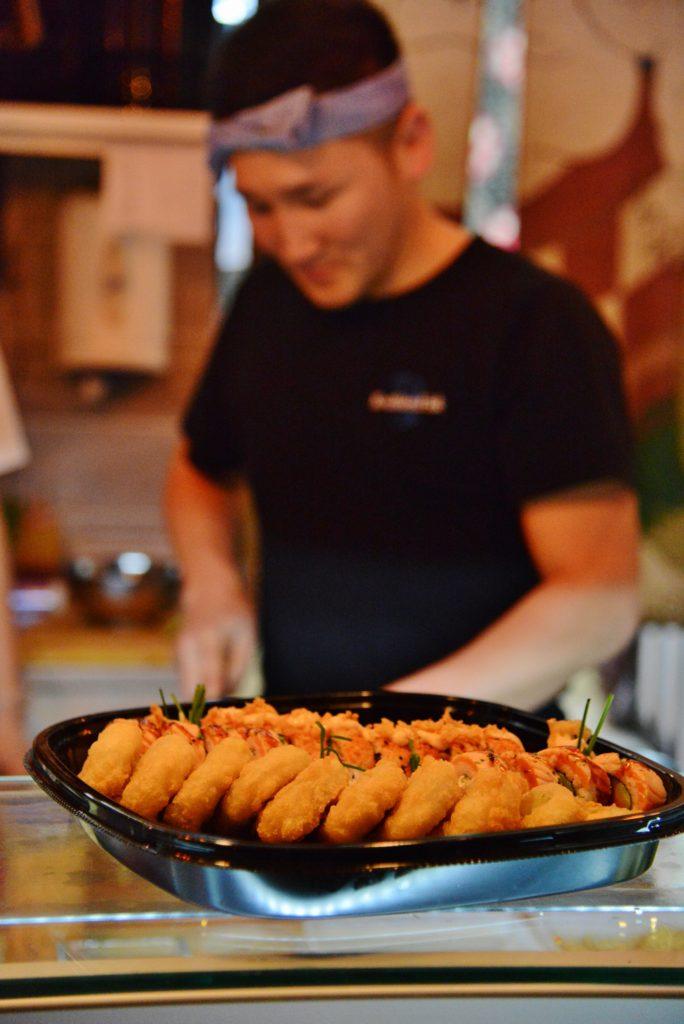 Esuki sushi 1