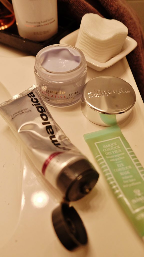 ansiktsmask skincode