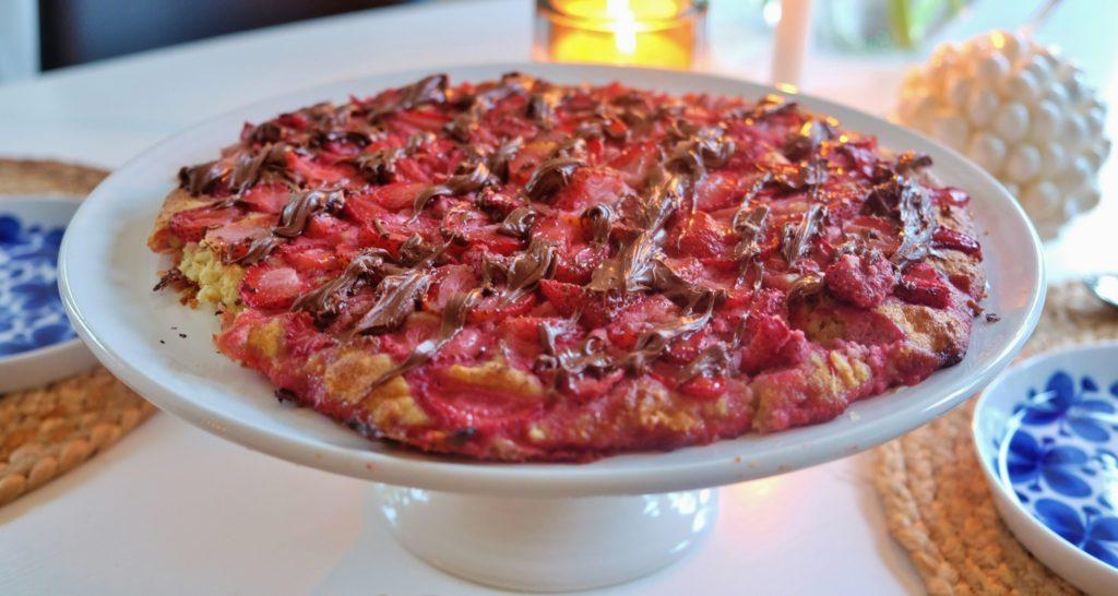 jordgubbspizza 3
