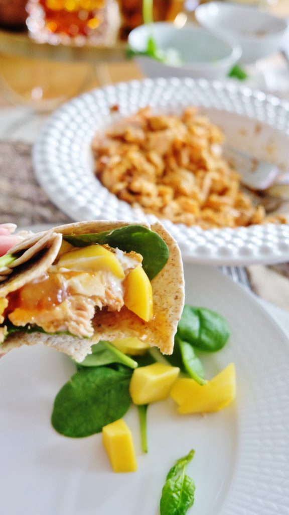 pulled salmon wraps 5