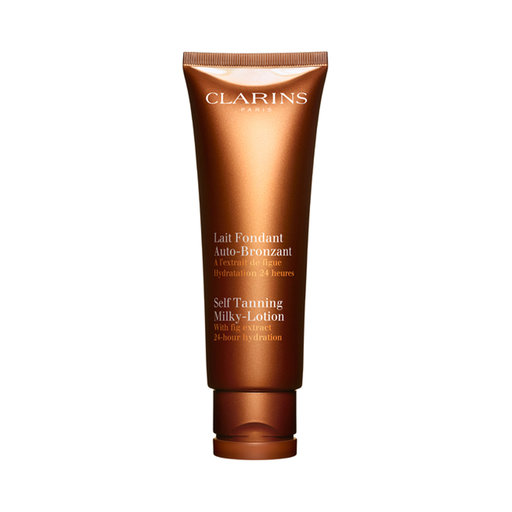 Self Tanning Milky-Lotion, 125 ml