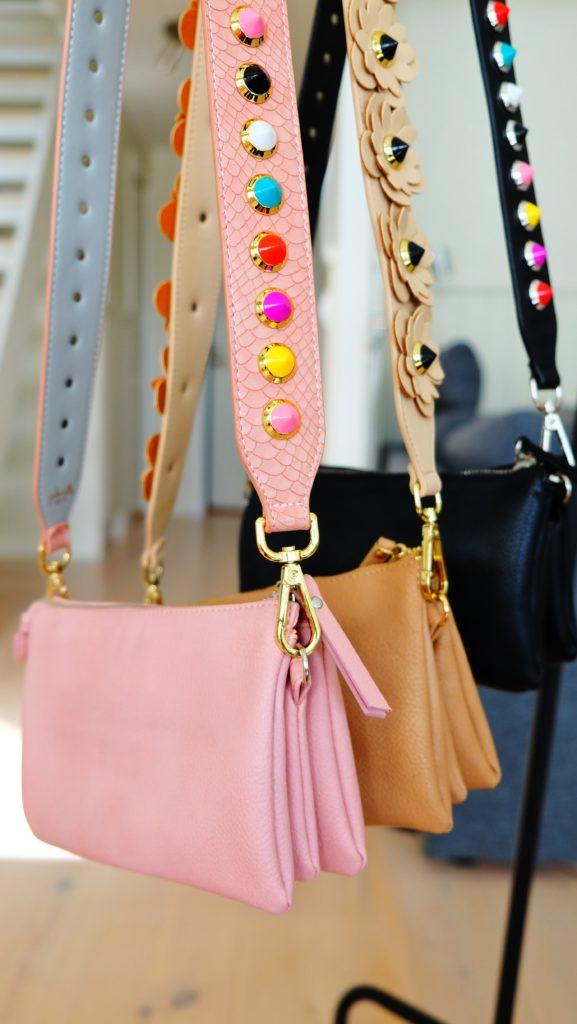 Förnya dina väskor med bag straps