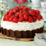 Noblesstårta till midsommar