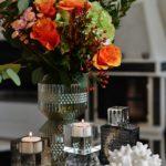 Färska blommor till hemmet