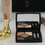Diors fest makeup