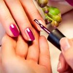 Sätt lite höstfärg på naglarna